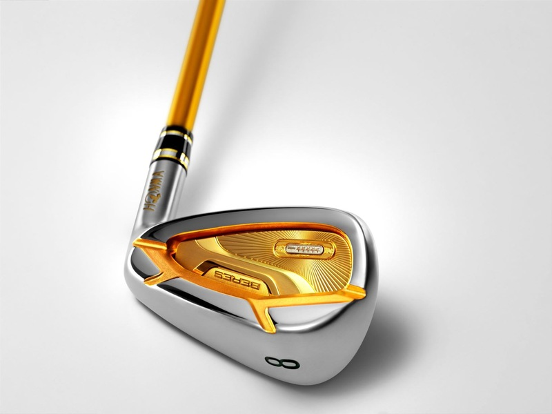 bộ gậy golf Honma 5 sao B07 sở hữu vẻ ngoài vô cùng sang trọng nhưng không kém phần hiện đại và năng động.
