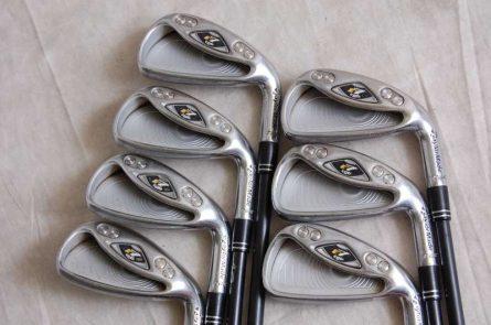 Gậy golf cũ giúp người chơi có cảm giác quen tay hơn