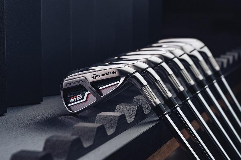 Bộ gậy đến từ thương hiệu TaylorMade là sự lựa chọn của nhiều golfer