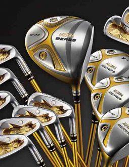 Top 3 bộ gậy golf Honma 2 sao golfer không thể bỏ qua