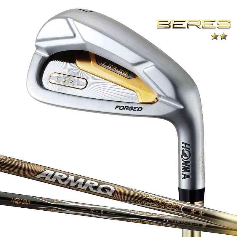 Honma là thương hiệu nổi danh lâu đời tại Nhật Bản về sản xuất gậy golf và dụng cụ chơi golf