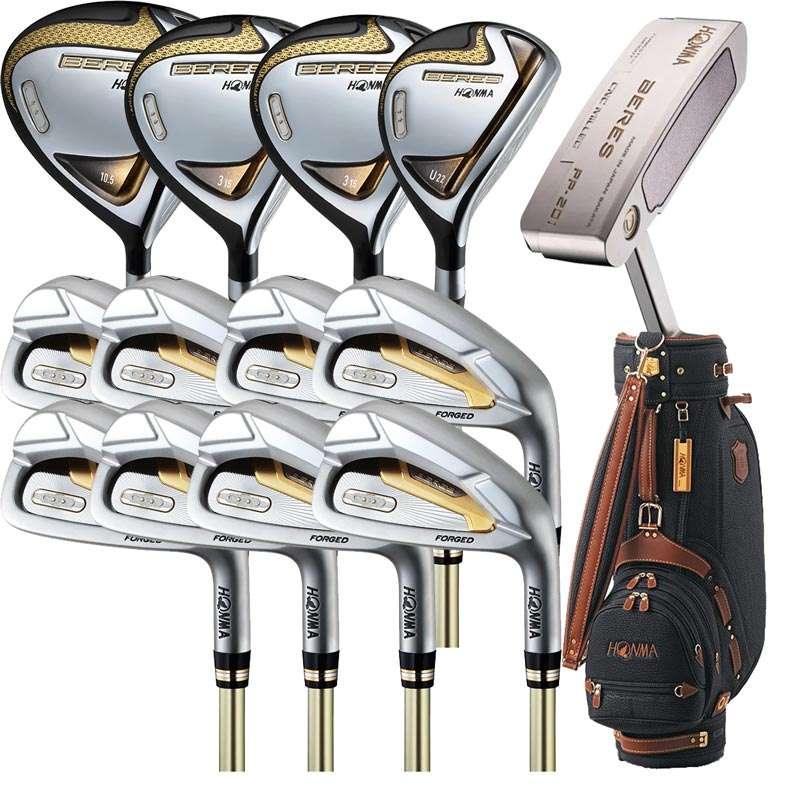 Bộ gậy golf Honma 2 sao B07 là bộ sản phẩm mới nhất đến từ thương hiệu Nhật Bản đình đám