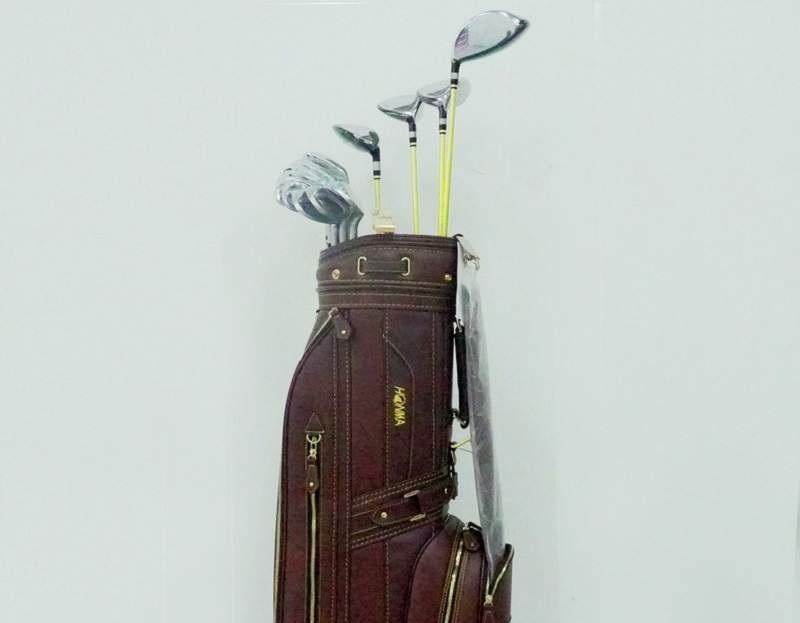 Bộ gậy được nhiều golfer yêu thích sử dụng bởi những tính năng nổi trội
