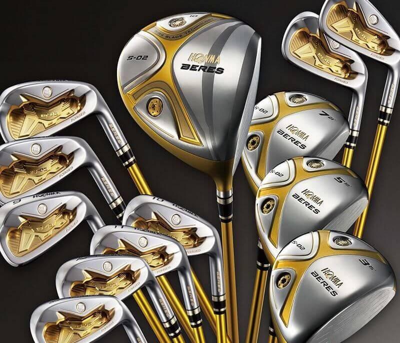Top 4 mẫu gậy golf Honma 4 sao được nhiều golf thủ yêu thích