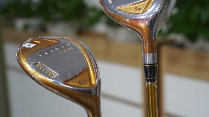 Các mẫu gậy golf Honma 4 sao đều sở hữu những tính năng vượt trội