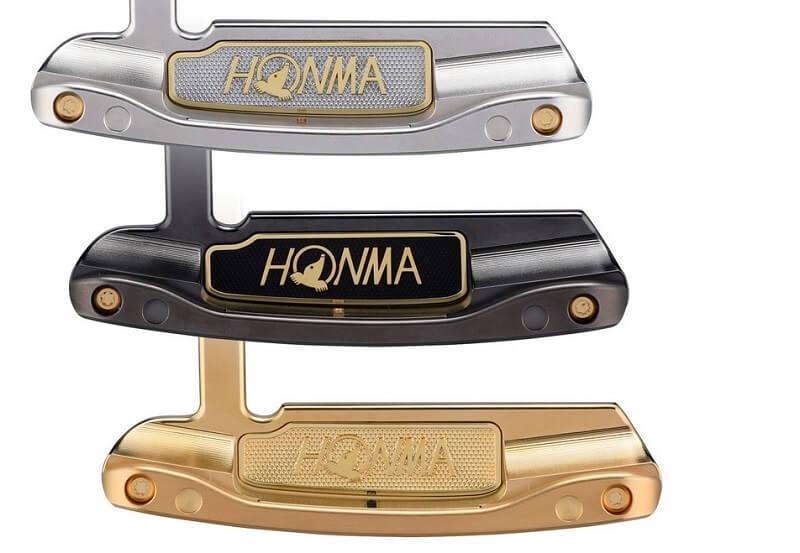 Mẫu gậy putter nổi tiếng của Honma được các golf thủ ưa chuộng sử dụng