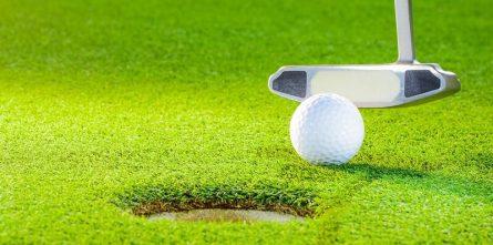 gậy golf putter cũ