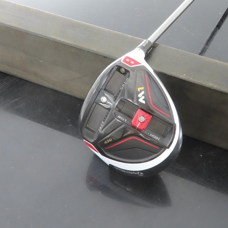 Mẫu gậy golf driver M1 Kurokage XM60 có thiết kế vô cùng ấn tượng