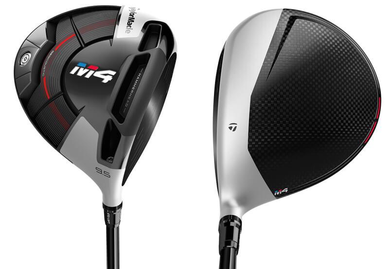 Gậy driver M4 ứng dụng công nghệ Twist Face hiện đại, làm tăng khả năng đánh bóng thẳng và xa