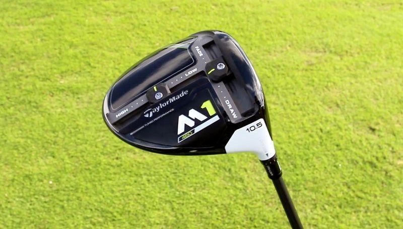M1 tích hợp nhiều công nghệ cao trong thiết kế gậy golf
