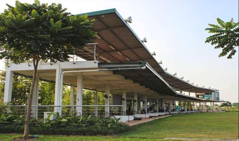 Sân golf Vân Canh còn có học viện golf 3D dành cho những ai có đam mê với môn thể thao quý tộc