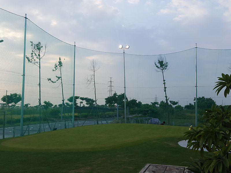 Các tiện ích tại sân golf Vân Canh cũng được chú trọng đầu tư rất tỉ mỉ