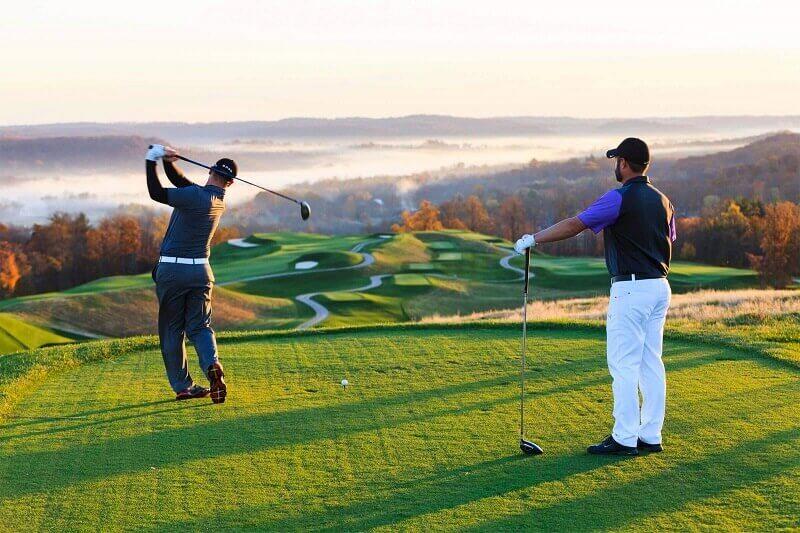 Mục đích của dự án là đem tới cho người dân khu giải trí kết hợp sân golf đẳng cấp