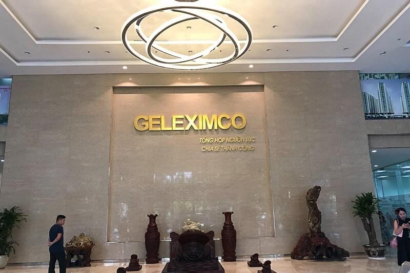 Tập đoàn Geleximco là chủ đầu tư chính của dự án