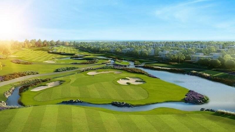 Sân golf Novaland có khí hậu quanh năm ổn định