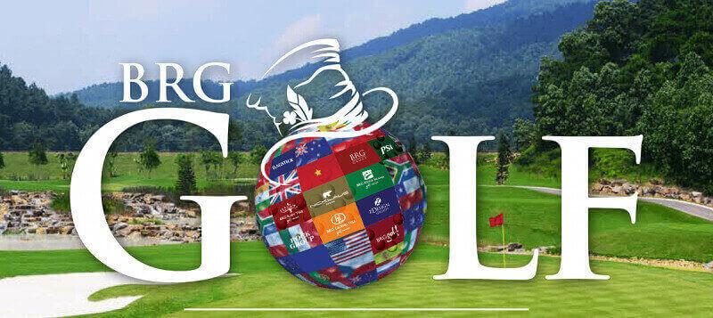 Hệ thống sân golf BRG là nơi tổ chức của hàng loạt các giải thi đấu lớn ở cả trong và ngoài nước