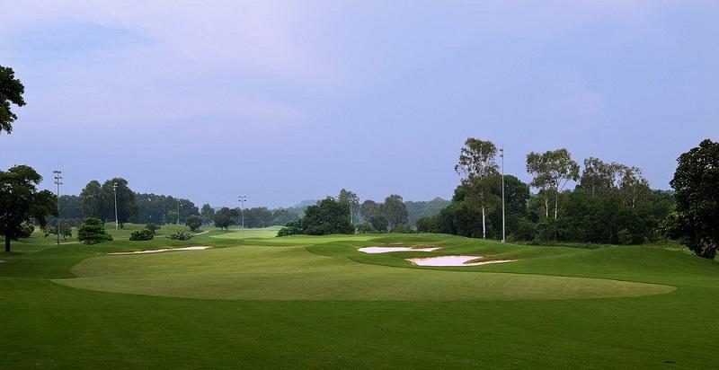 Đây là một trong những sân golf có thiết kế ấn tượng, đẹp nhất khu vực Đông Nam Á