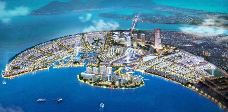 Dự án khu đô thị quốc tế mới Đa Phước - Đà Nẵng