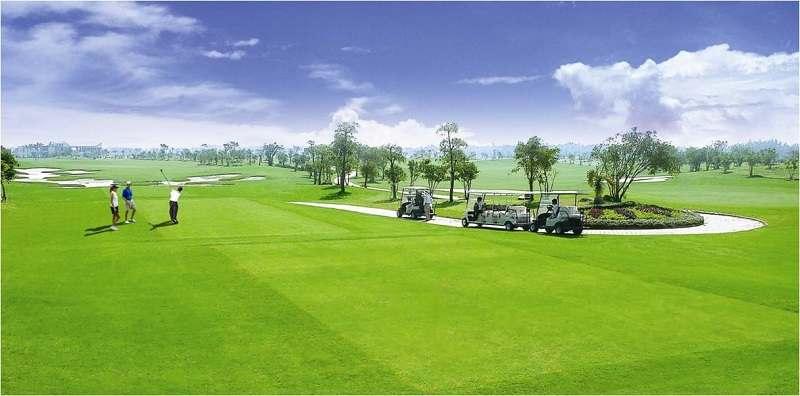 Sân golf hồ Ea Kao có vị trí xây dựng thuộc địa phận của xã Ea Kao (Tp.Buôn Ma Thuột)