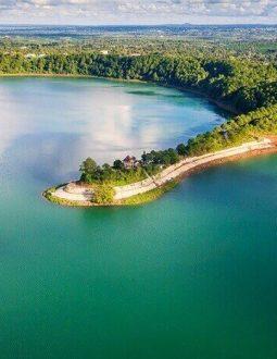 """Khi dự án hoàn thành, sân golf Ea Kao sẽ """"ôm trọn"""" bờ hồ Ea Kao đầy mộng mơ"""