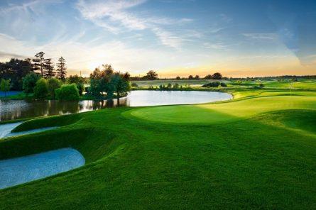 sân golf lào cai