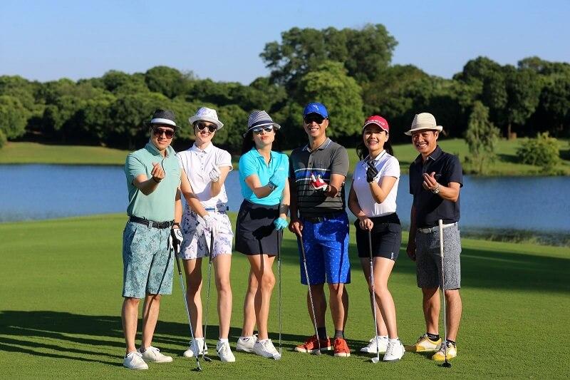 Biểu phí sân golf sẽ khác nhau giữa các đối tượng khách hàng
