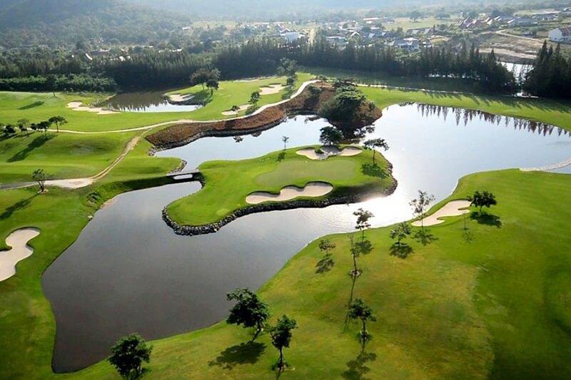 Black Mountain thuộc top đầu sân golf lớn nhất Đông Nam Á