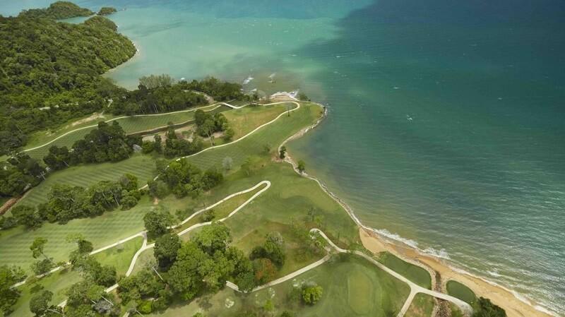 Hình ảnh sân golf ELS Club Teluk Datai (Malaysia)