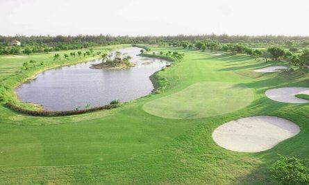 """Sân golf Nghệ An - Cửa Lò Golf nằm tại vị trí """"đắc địa"""""""