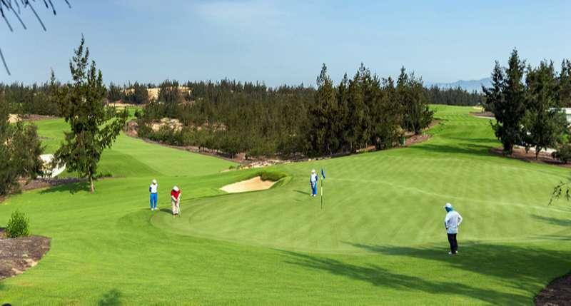 Sân golf Quy Nhơn từng đạt được vô số giải thưởng về thiết kế trong và ngoài nước