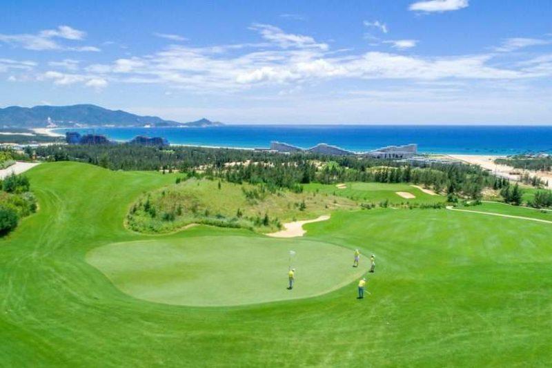 Các golfer hàng đầu Việt Nam từng có cơ hội trải nghiệm sân golf Quy Nhơn đều đánh giá rất cao nơi này