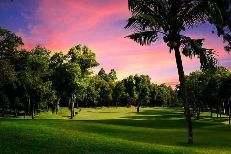 sân golf Saigon