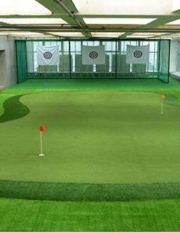 Đầu tư một sân golf trong nhà: Nên hay không?