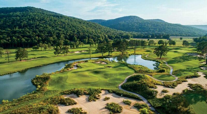 Diện tích lập quy hoạch của sân golf Việt Yên khoảng 152 ha (Ảnh minh họa)