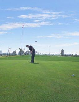 sân golf eco lake view