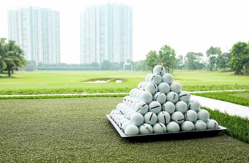chất lượng thiết bị trên sân golf