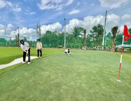 sân tập golf sonadezi