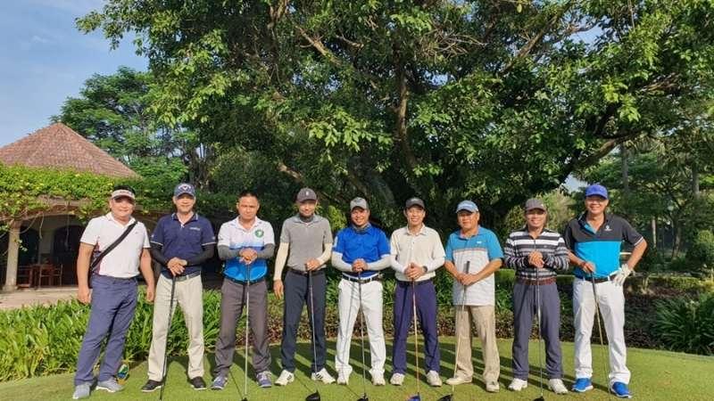 Câu lạc bộ golf Viettime được chính thức thành lập vào ngày 10.10.2010