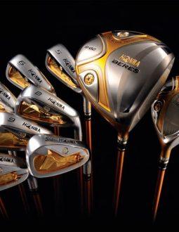 Honma là một trong số các thương hiệu gậy golf nổi tiếng