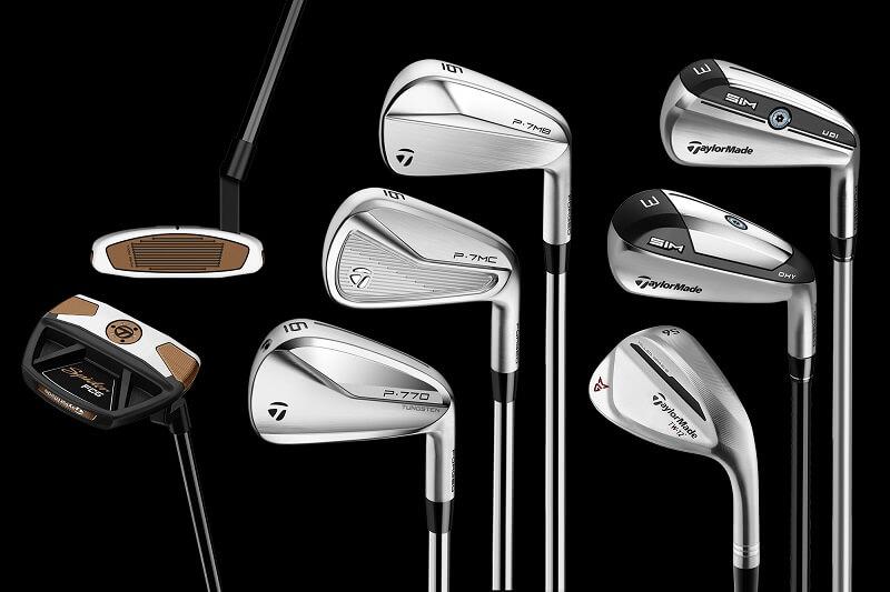 Gậy golf của hãng được tích hợp nhiều công nghệ hiện đại