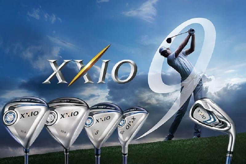 XXIO là thương hiệu nổi tiếng, được nhiều golfer yêu thích