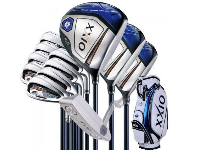 XXIO MP 1100 là bộ gậy chất lượng, rất được golfer ưa chuộng