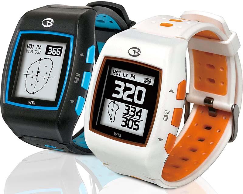 Đồng hồ golf Buddy WT5 RangeFinder