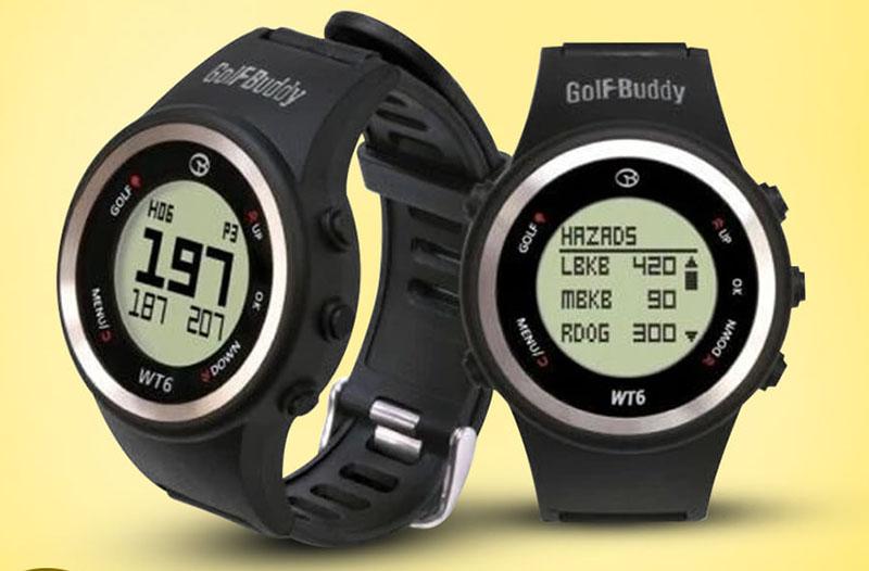 Dòng sản phẩm Buddy WT6 GPS RangeFinder