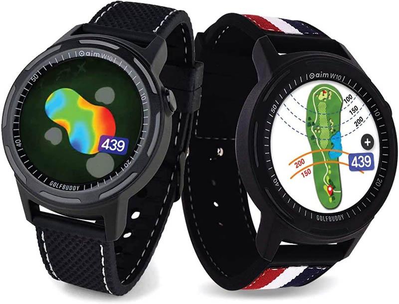 Đồng hồ golf Buddy thời trang và nhiều ưu điểm
