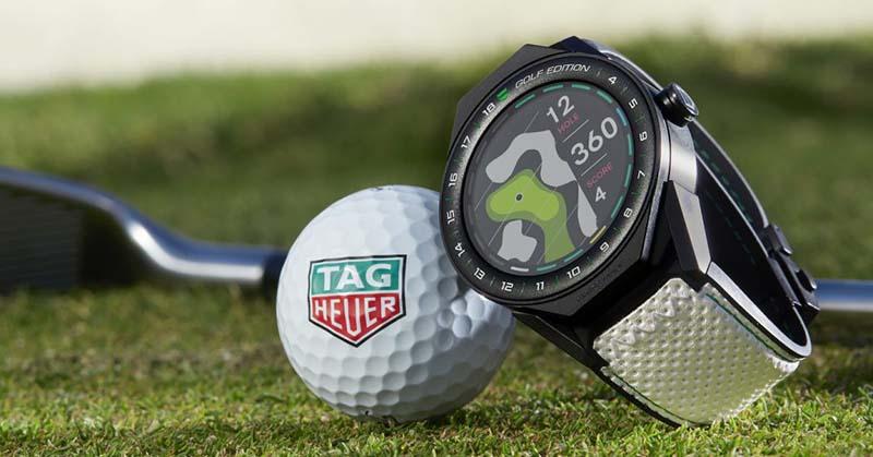 Đồng hồ đo khoảng cách golf giúp xác định vị trí chính xác