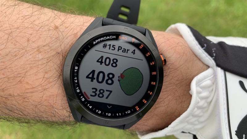 Garmin Approach S40 Golf GPS