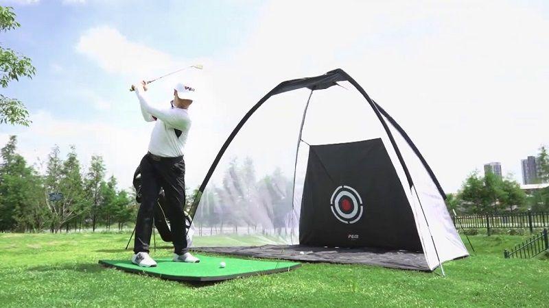 Giá cả của lều chơi golf phụ thuộc rất nhiều vào kích thước