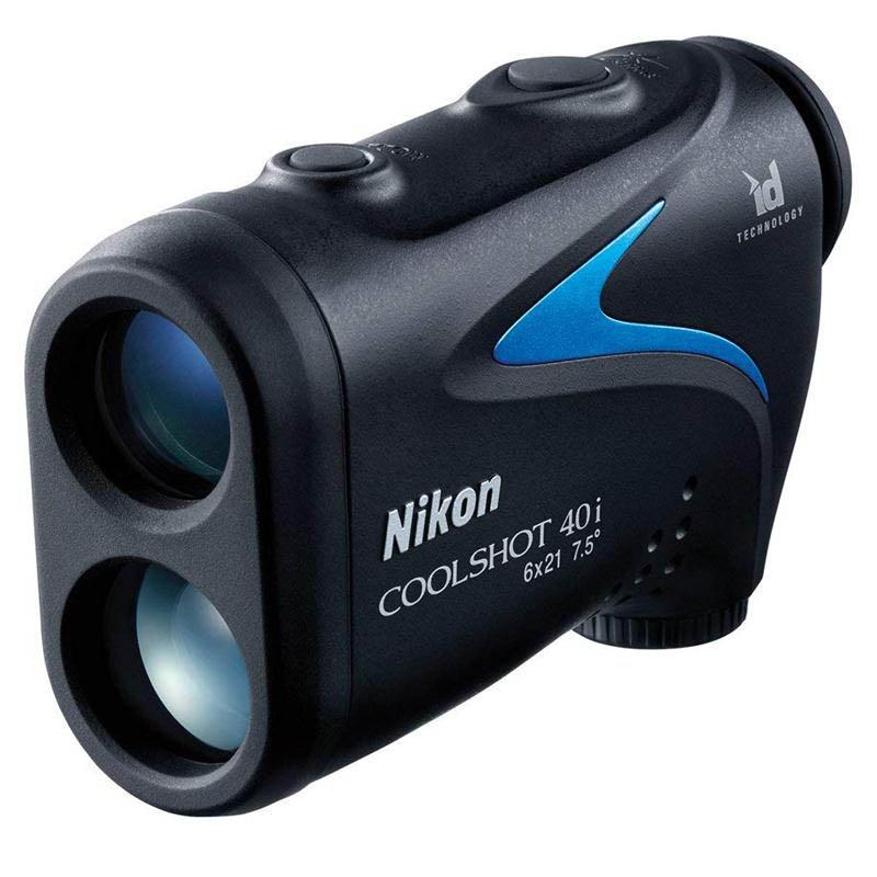 Máy đo khoảng cách Nilkon là thiết bị không thể thiếu trong mỗi cuộc chơi của nhiều golfer