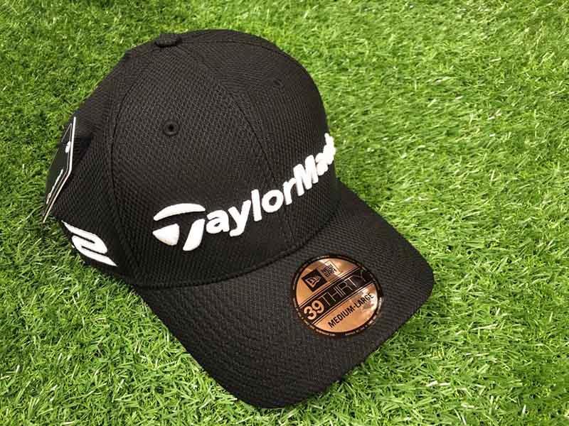 Vẻ đẹp mạnh mẽ của mũ golf TaylorMade